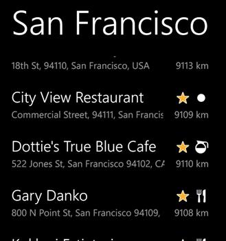 HERE Maps Ekran Görüntüleri - 1