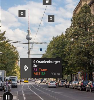 HERE Transit Ekran Görüntüleri - 1