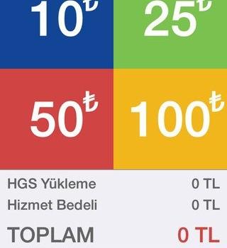 HGS Ekran Görüntüleri - 1