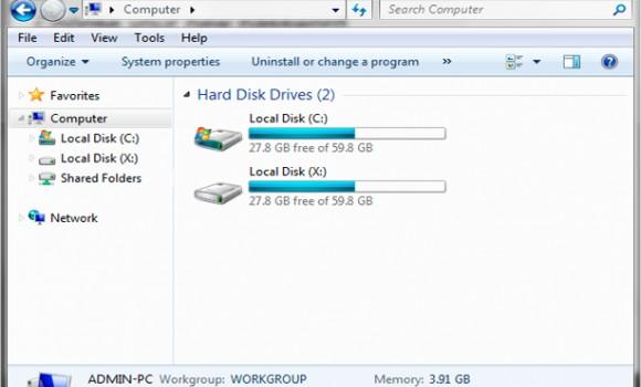 Hidden Disk Ekran Görüntüleri - 1