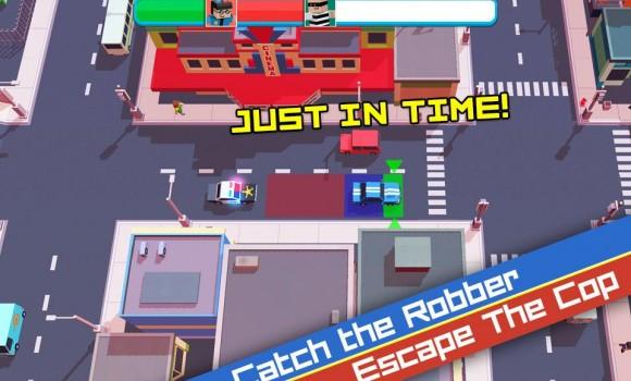 High Speed Police Chase Ekran Görüntüleri - 5