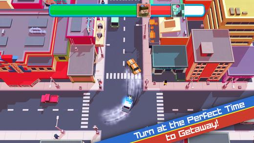 High Speed Police Chase Ekran Görüntüleri - 4