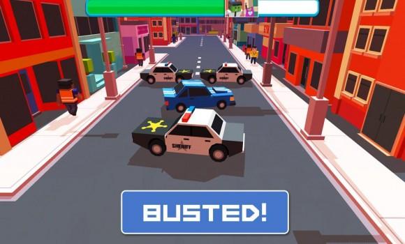High Speed Police Chase Ekran Görüntüleri - 1