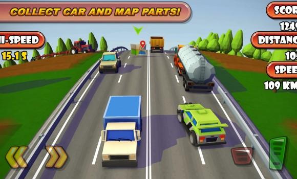 Highway Traffic Racer Planet Ekran Görüntüleri - 5