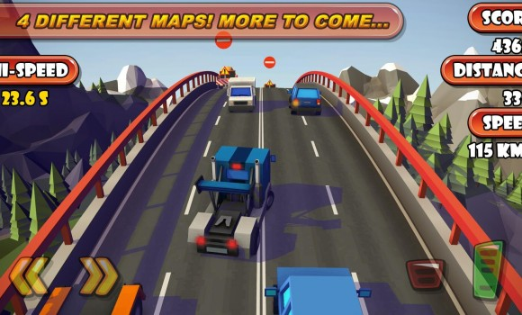 Highway Traffic Racer Planet Ekran Görüntüleri - 3