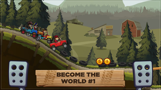 Hill Climb Racing 2 Ekran Görüntüleri - 4