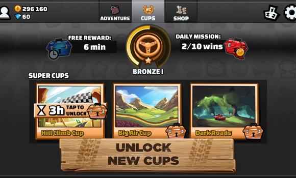 Hill Climb Racing 2 Ekran Görüntüleri - 2