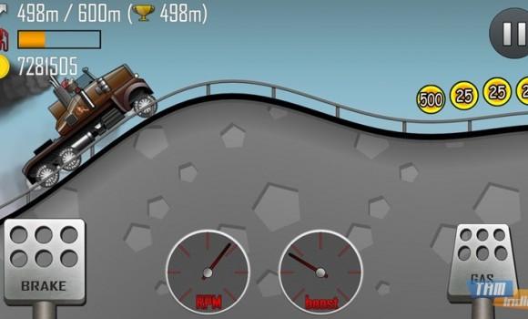 Hill Climb Racing Ekran Görüntüleri - 2