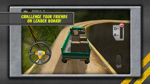 Hill Climb Transport 3D Ekran Görüntüleri - 5