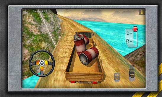 Hill Climb Transport 3D Ekran Görüntüleri - 4