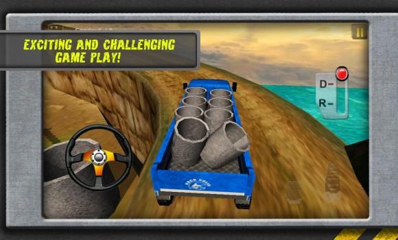 Hill Climb Transport 3D Ekran Görüntüleri - 3