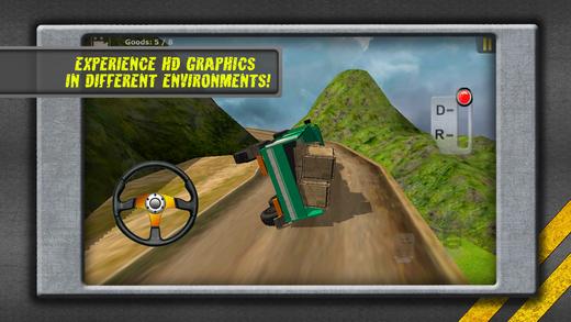 Hill Climb Transport 3D Ekran Görüntüleri - 2