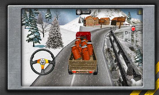 Hill Climb Transport 3D Ekran Görüntüleri - 1