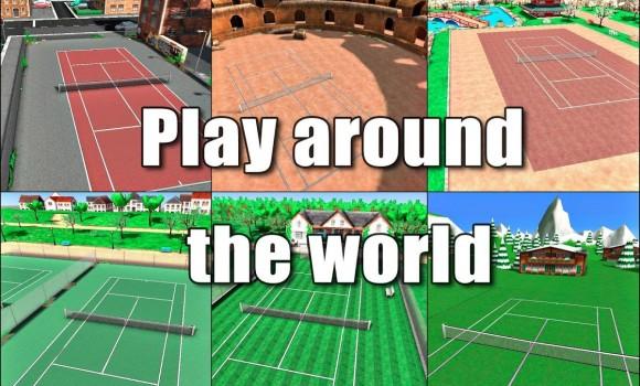 Hit Tennis 3 Ekran Görüntüleri - 1