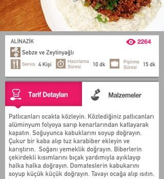 Hızlı Mutfak Ekran Görüntüleri - 2