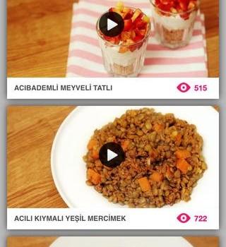 Hızlı Mutfak Ekran Görüntüleri - 1