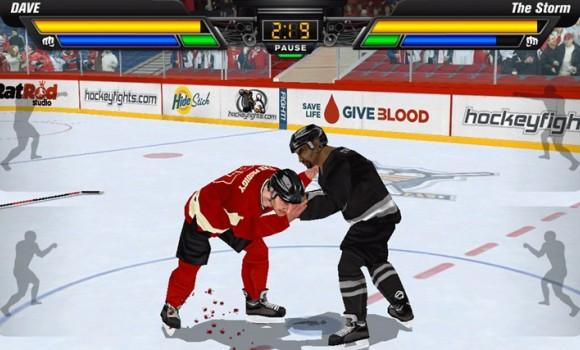 Hockey Fight Lite Ekran Görüntüleri - 5