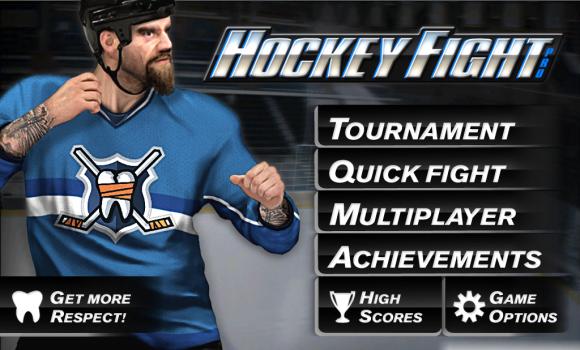 Hockey Fight Lite Ekran Görüntüleri - 2