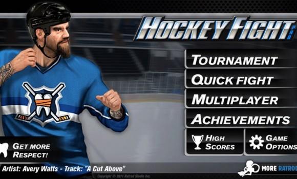 Hockey Fight Lite Ekran Görüntüleri - 4