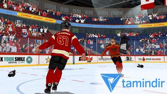 Hockey Fight Lite Ekran Görüntüleri - 1