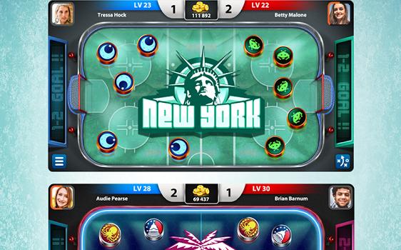 Hockey Stars Ekran Görüntüleri - 1