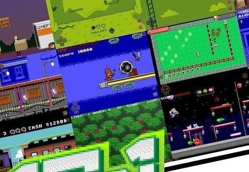Home Arcade Ekran Görüntüleri - 1