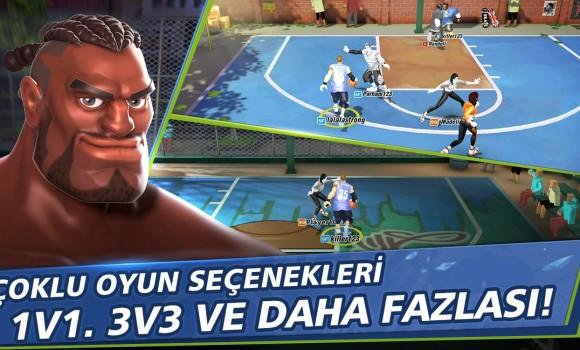 Hoop Legends: Slam Dunk Ekran Görüntüleri - 5