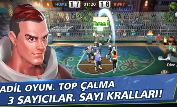 Hoop Legends: Slam Dunk Ekran Görüntüleri - 4