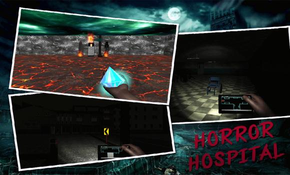 Horror Hospital 3D Ekran Görüntüleri - 4