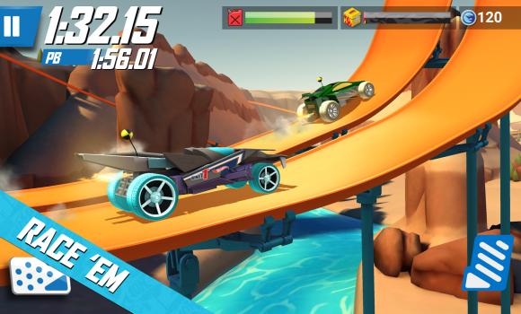 Hot Wheels: Race Off Ekran Görüntüleri - 5
