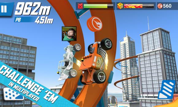 Hot Wheels: Race Off Ekran Görüntüleri - 3