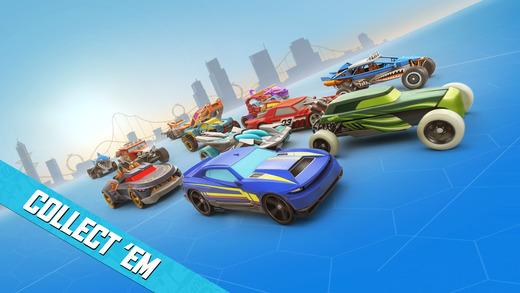 Hot Wheels: Race Off Ekran Görüntüleri - 1