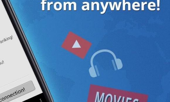 Hotspot Shield VPN Ekran Görüntüleri - 4