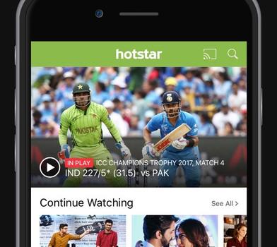 Hotstar Ekran Görüntüleri - 1