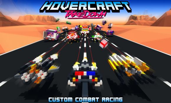 Hovercraft: Takedown Ekran Görüntüleri - 5
