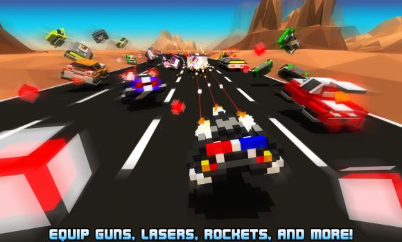 Hovercraft: Takedown Ekran Görüntüleri - 2