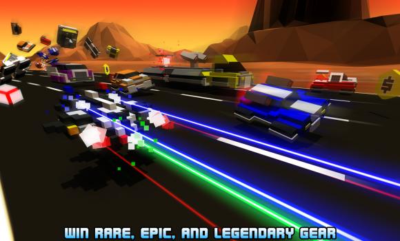 Hovercraft: Takedown Ekran Görüntüleri - 1