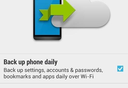 HTC Backup for HTC One Ekran Görüntüleri - 2
