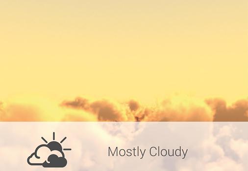 HTC Weather Ekran Görüntüleri - 3