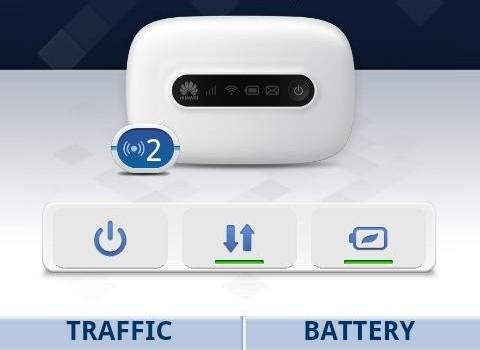 HUAWEI Mobile WiFi Ekran Görüntüleri - 3