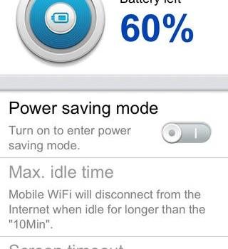 HUAWEI Mobile WiFi Ekran Görüntüleri - 1