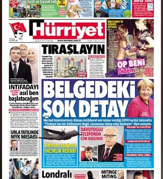 Hurriyet E-gazete Ekran Görüntüleri - 5