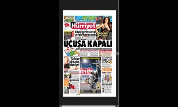 Hurriyet E-gazete Ekran Görüntüleri - 3