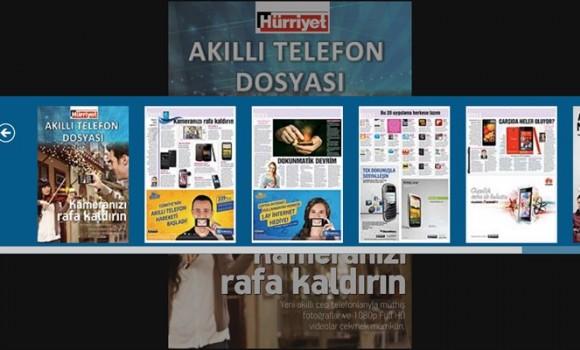 Hurriyet E-gazete Ekran Görüntüleri - 1