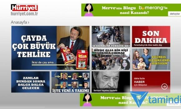 hurriyet.com.tr Ekran Görüntüleri - 3
