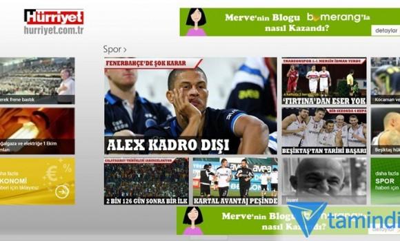 hurriyet.com.tr Ekran Görüntüleri - 2