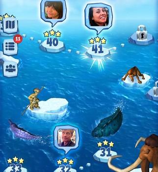Ice Age: Arctic Blast Ekran Görüntüleri - 3