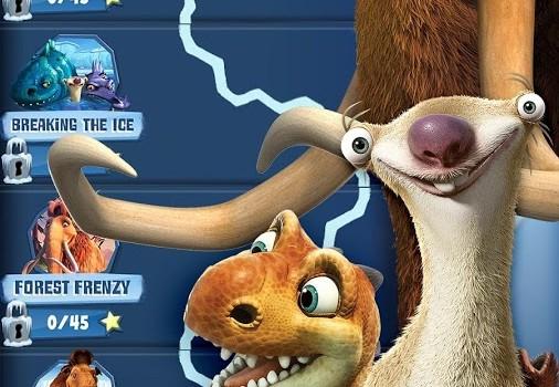 Ice Age: Arctic Blast Ekran Görüntüleri - 1