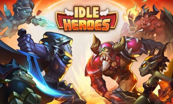 Idle Heroes Ekran Görüntüleri - 1