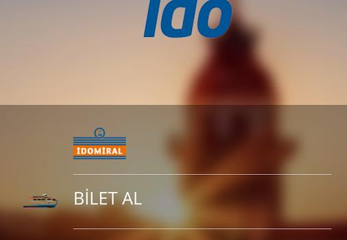 İDO Mobile Ekran Görüntüleri - 3
